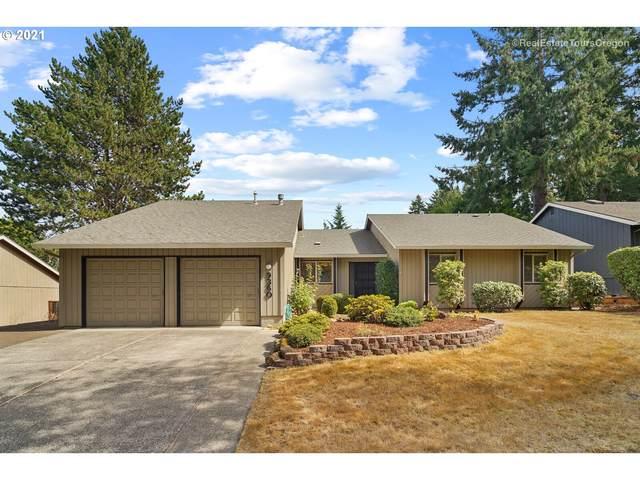 9360 SW Carriage Way, Beaverton, OR 97008 (MLS #21488643) :: Oregon Digs Real Estate