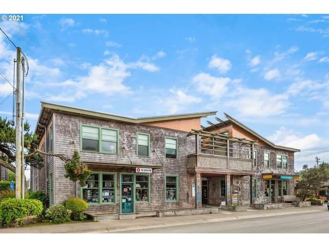 144 Laneda Ave 4, Manzanita, OR 97130 (MLS #21488646) :: McKillion Real Estate Group