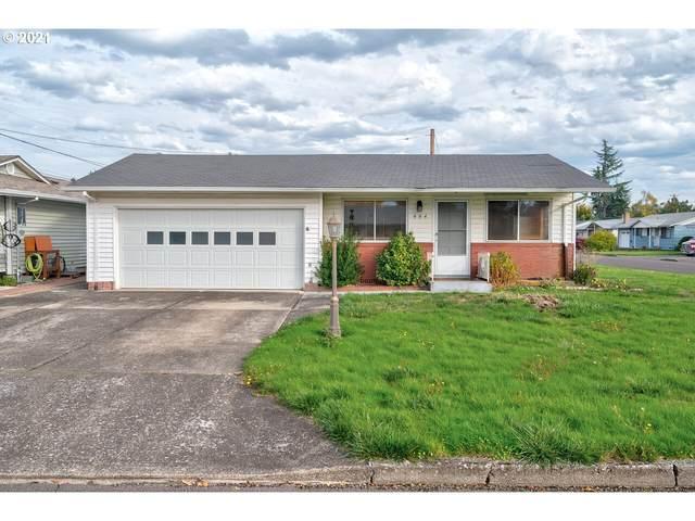 904 Broughton Way, Woodburn, OR 97071 (MLS #21488743) :: Real Estate by Wesley