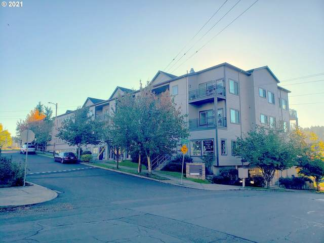 8065 SE Grand Ave #206, Portland, OR 97202 (MLS #21488751) :: Fox Real Estate Group
