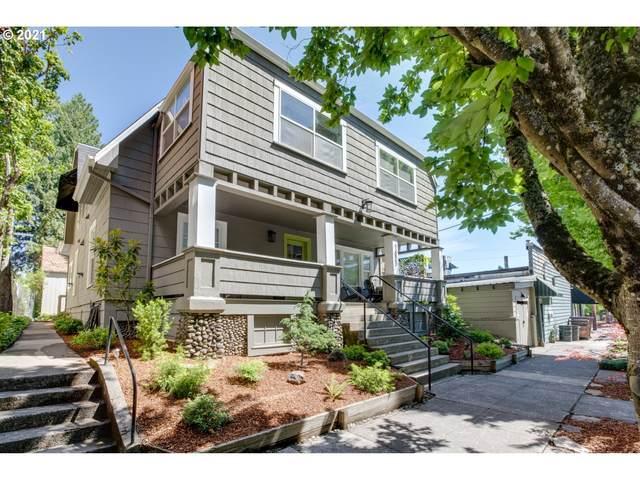 1653 SE Nehalem St, Portland, OR 97202 (MLS #21488855) :: Townsend Jarvis Group Real Estate