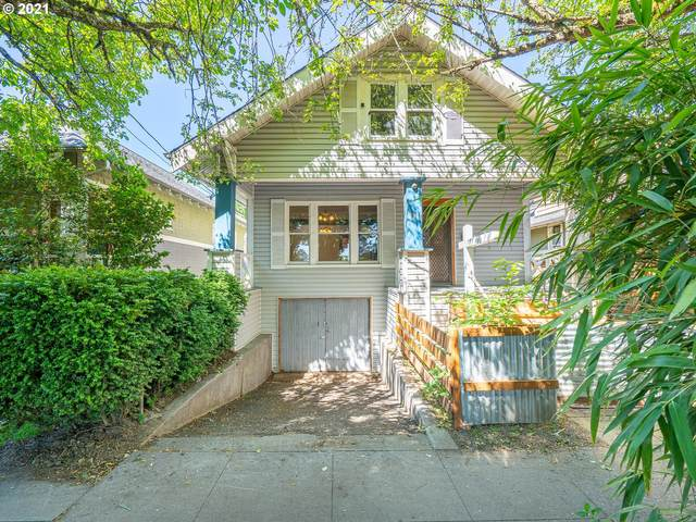 2311 SE 41ST Ave, Portland, OR 97214 (MLS #21488857) :: Song Real Estate