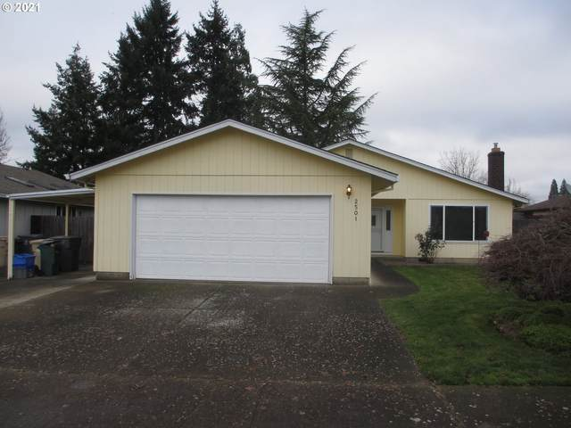 2501 SE 25TH Ave, Albany, OR 97322 (MLS #21488947) :: Beach Loop Realty