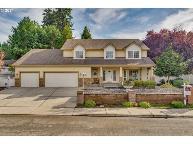 11905 NE 40TH Ave, Vancouver, WA 98686 (MLS #21488994) :: Keller Williams Portland Central