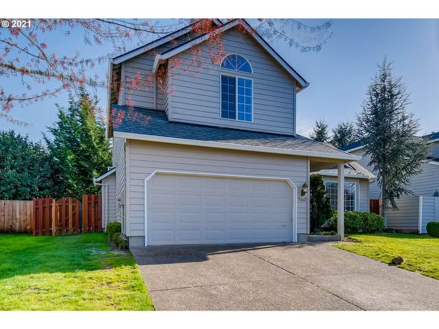 7262 SW Applegate Dr, Beaverton, OR 97007 (MLS #21489003) :: Beach Loop Realty