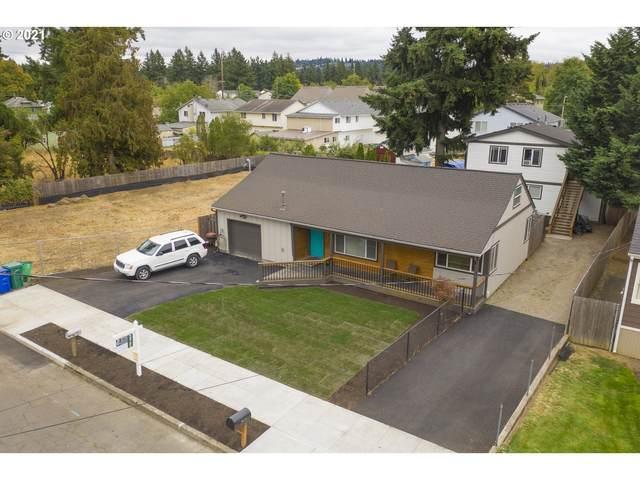 12040 SE Liebe St, Portland, OR 97266 (MLS #21489076) :: Change Realty