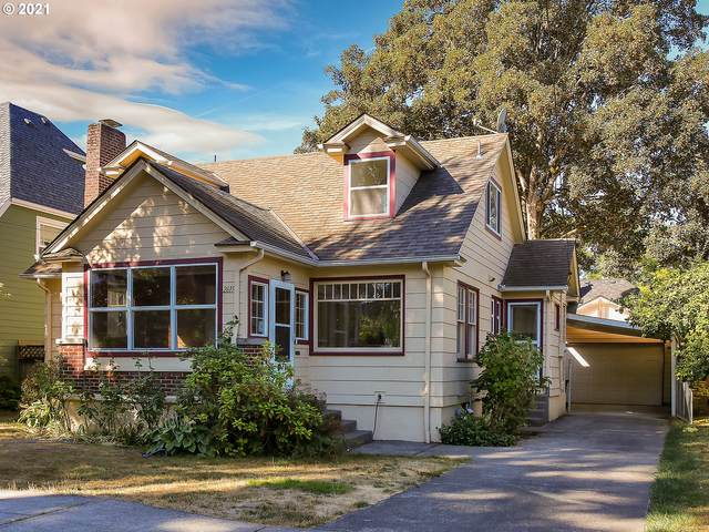 2615 NE 34TH Ave, Portland, OR 97212 (MLS #21489314) :: Townsend Jarvis Group Real Estate