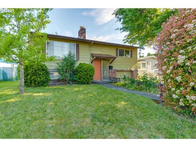 9245 SE Harrison St, Portland, OR 97216 (MLS #21489794) :: Cano Real Estate