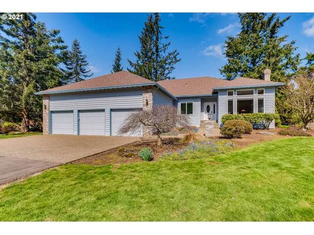 16433 S Ivel Rd, Beavercreek, OR 97004 (MLS #21489878) :: RE/MAX Integrity