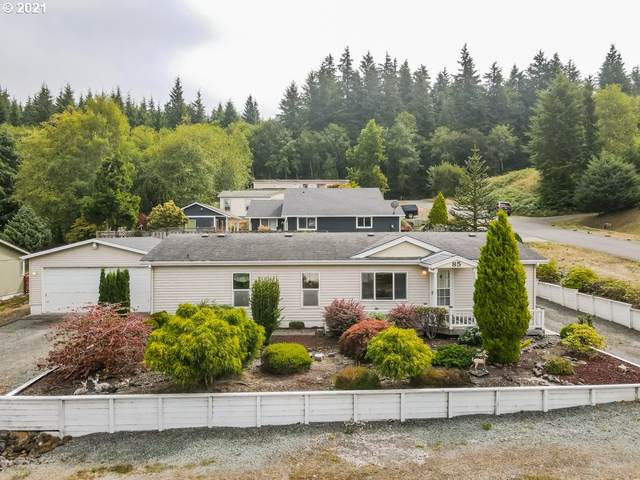 85 Fourth St, Wheeler, OR 97147 (MLS #21489908) :: Change Realty
