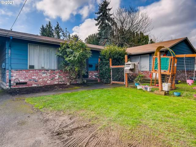 2312 NE Lombard St, Portland, OR 97211 (MLS #21490026) :: Cano Real Estate