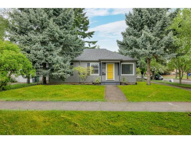 8739 SE Alder St, Portland, OR 97216 (MLS #21490332) :: Townsend Jarvis Group Real Estate