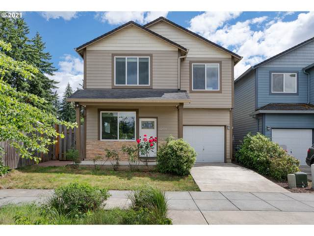 12470 SE Center St, Portland, OR 97236 (MLS #21490355) :: Next Home Realty Connection
