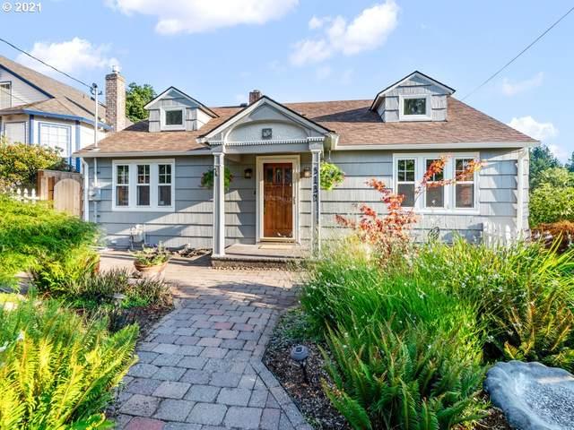 5134 SW Custer St, Portland, OR 97219 (MLS #21491147) :: Duncan Real Estate Group