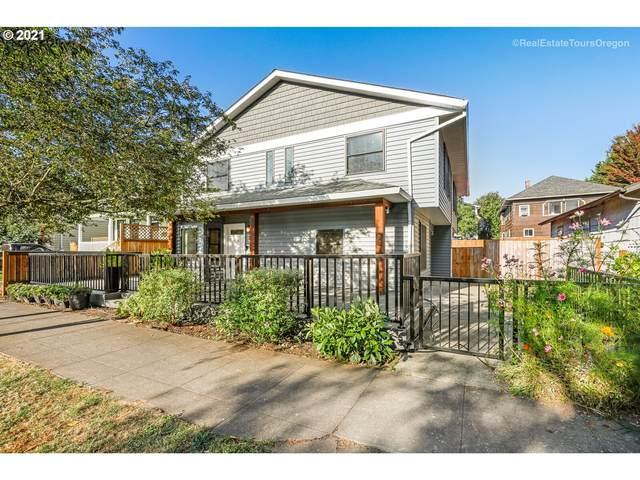 3805 N Kerby Ave, Portland, OR 97227 (MLS #21491253) :: Holdhusen Real Estate Group