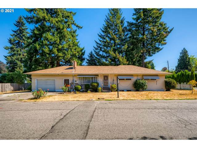 5210 NE 57TH Ave, Portland, OR 97218 (MLS #21491436) :: Real Estate by Wesley