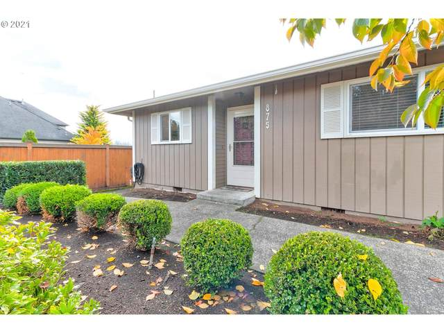 875 NE Territorial Rd, Canby, OR 97013 (MLS #21491689) :: Brantley Christianson Real Estate