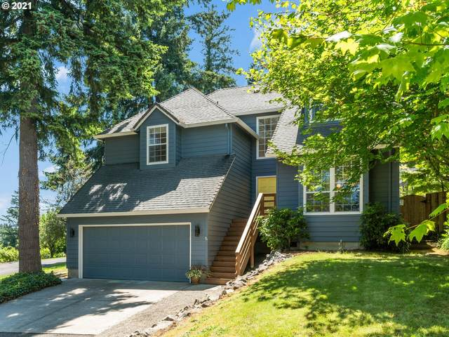 3904 SW Dolph Ct, Portland, OR 97219 (MLS #21491742) :: The Pacific Group