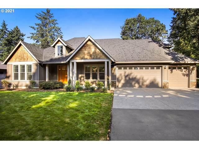 6073 Carman Dr, Lake Oswego, OR 97035 (MLS #21491844) :: McKillion Real Estate Group