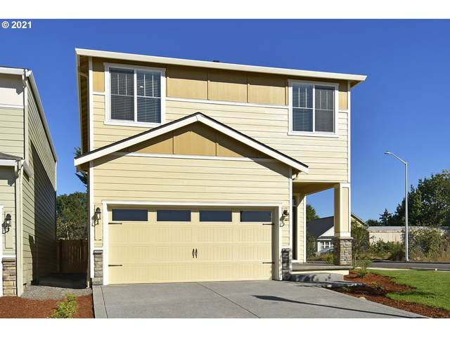 7014 NE 152ND Pl, Vancouver, WA 98682 (MLS #21492089) :: Song Real Estate
