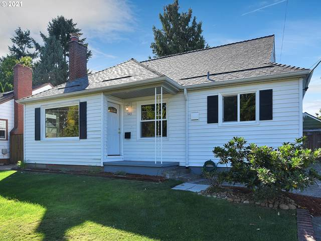 5143 NE 34TH Ave, Portland, OR 97211 (MLS #21492257) :: Townsend Jarvis Group Real Estate