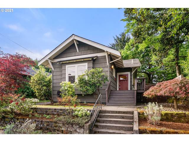 728 N Russet St, Portland, OR 97217 (MLS #21492272) :: Next Home Realty Connection