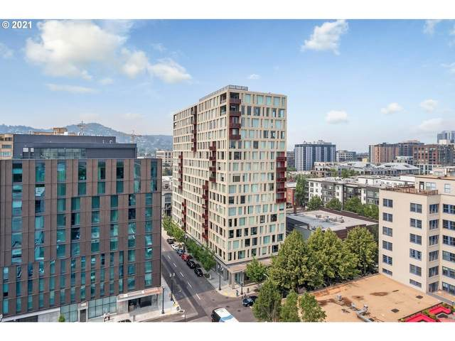 937 NW Glisan St #430, Portland, OR 97209 (MLS #21492916) :: Coho Realty