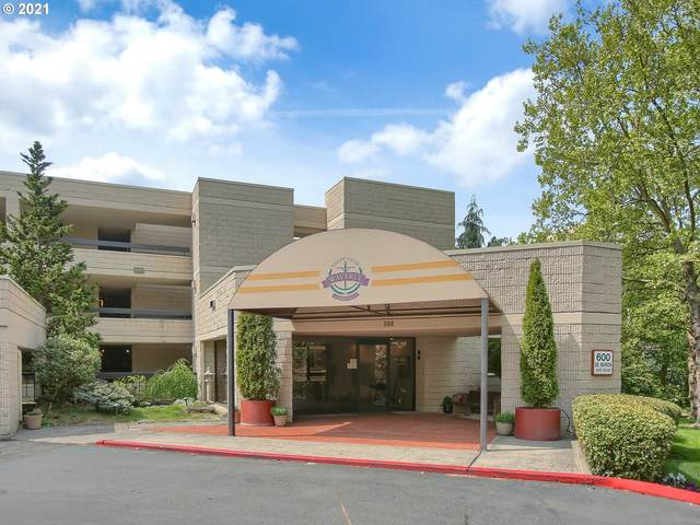600 SE Marion St #103, Portland, OR 97202 (MLS #21492979) :: The Pacific Group