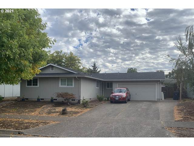 2241 Rose Blossom Dr, Springfield, OR 97477 (MLS #21493108) :: Gustavo Group