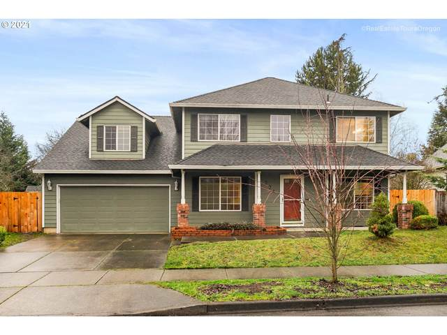 391 NE Lenox St, Hillsboro, OR 97124 (MLS #21493267) :: Next Home Realty Connection