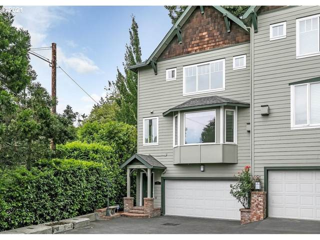 100 SW Hamilton St, Portland, OR 97239 (MLS #21493299) :: Next Home Realty Connection