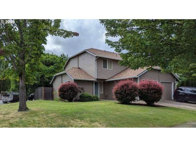 989 SW Oriole St, Mcminnville, OR 97128 (MLS #21493561) :: Townsend Jarvis Group Real Estate