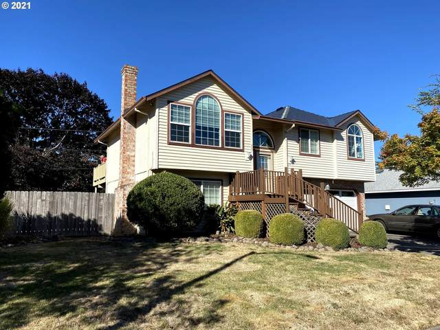 487 NW 25TH St, Gresham, OR 97030 (MLS #21493601) :: Fox Real Estate Group