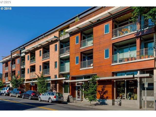 4216 N Mississippi Ave #402, Portland, OR 97217 (MLS #21493723) :: Windermere Crest Realty