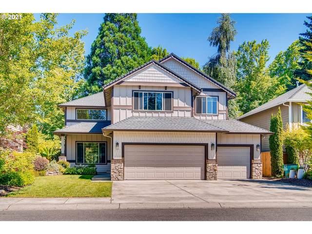 2110 NE 109TH Cir, Vancouver, WA 98686 (MLS #21493724) :: Fox Real Estate Group