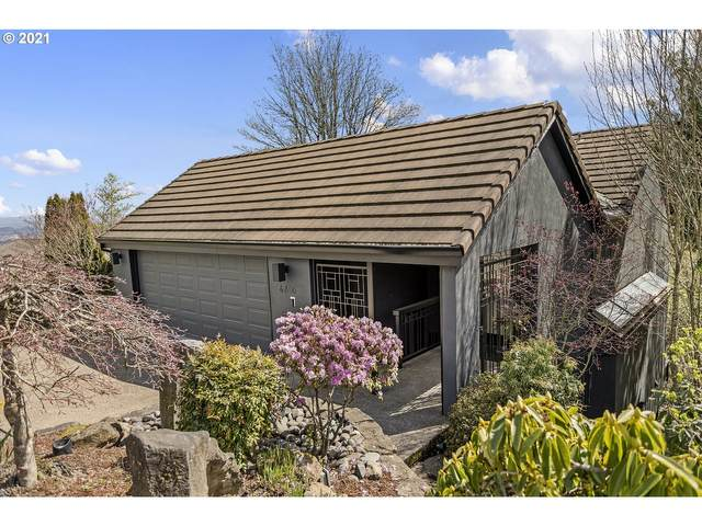 4260 SW Mcdonnell Ter, Portland, OR 97239 (MLS #21493734) :: Next Home Realty Connection