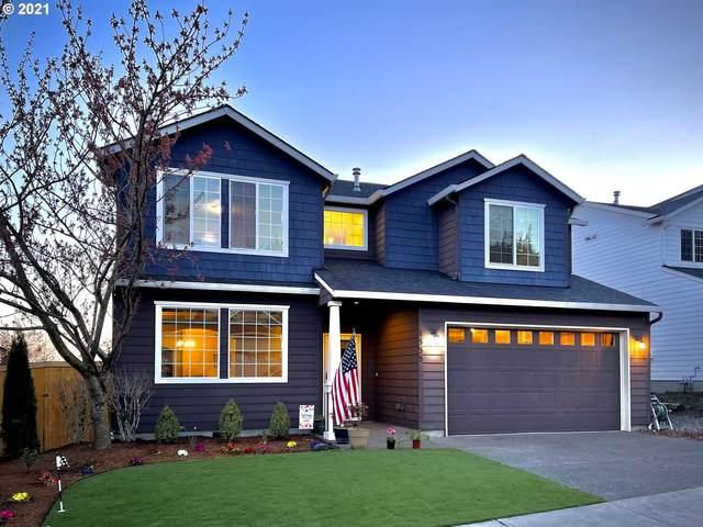 1555 55TH St, Washougal, WA 98671 (MLS #21493956) :: Premiere Property Group LLC