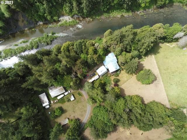 41096 South Powers Rd, Powers, OR 97466 (MLS #21494315) :: Beach Loop Realty