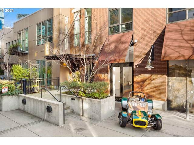 922 NW 11TH Ave #101, Portland, OR 97209 (MLS #21494593) :: TK Real Estate Group