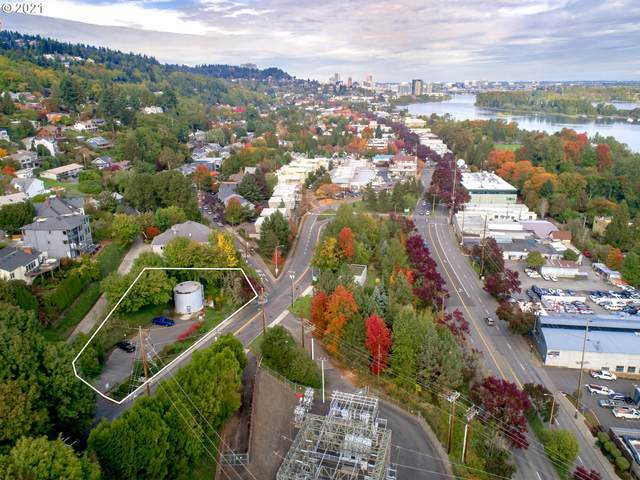 605 S Taylors Ferry Rd, Portland, OR 97219 (MLS #21494630) :: The Liu Group