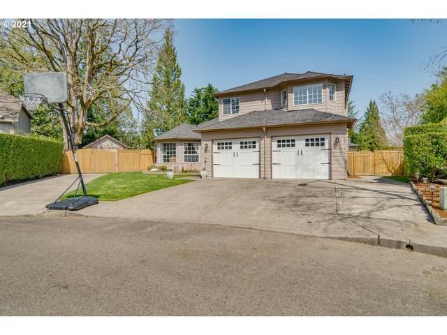 5780 SE Gaitgill Ct, Milwaukie, OR 97267 (MLS #21494913) :: Song Real Estate