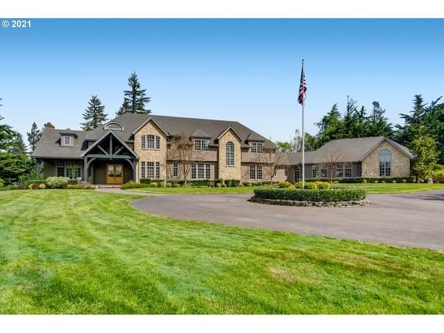 2055 SW Schaeffer Rd, West Linn, OR 97068 (MLS #21495078) :: Holdhusen Real Estate Group