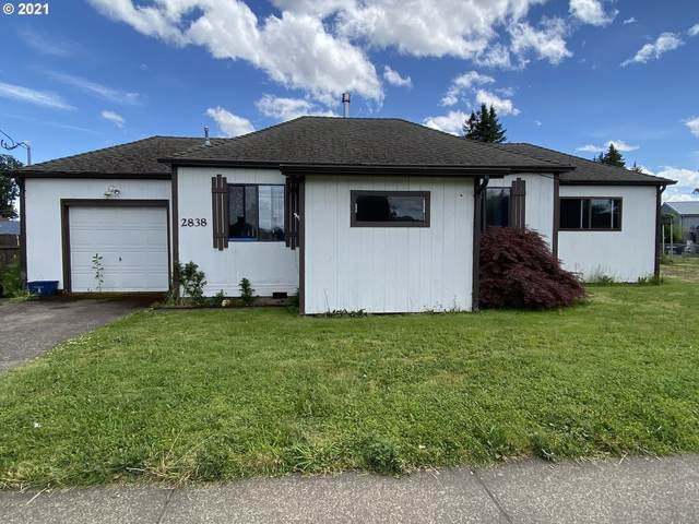 2838 Salem Ave, Albany, OR 97321 (MLS #21495088) :: The Pacific Group