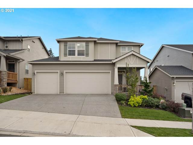 3911 S Willow Dr, Ridgefield, WA 98642 (MLS #21495313) :: Song Real Estate