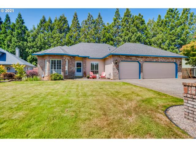 13848 Conway Dr, Oregon City, OR 97045 (MLS #21495562) :: Holdhusen Real Estate Group