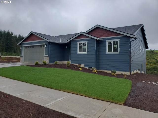 184 NW Brookside St, Mcminnville, OR 97128 (MLS #21495740) :: Gustavo Group