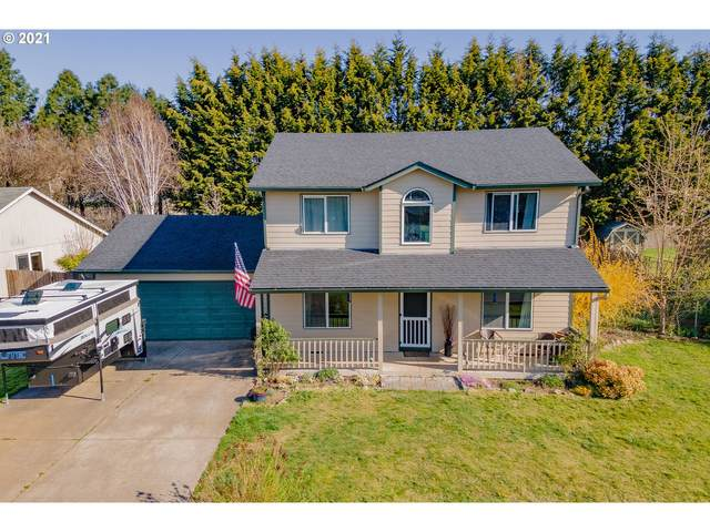308 E Valley St, Yacolt, WA 98675 (MLS #21495897) :: Next Home Realty Connection