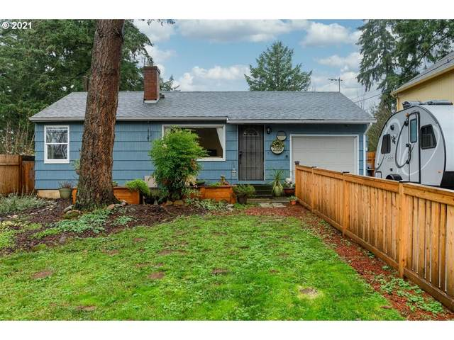2355 SE 141ST Ave, Portland, OR 97233 (MLS #21496011) :: Real Tour Property Group
