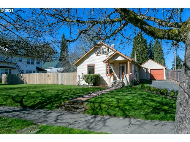 1818 Elm St, Forest Grove, OR 97116 (MLS #21496044) :: Duncan Real Estate Group