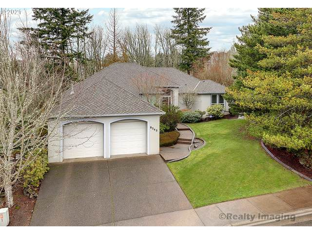 8545 NW Ryan St, Portland, OR 97229 (MLS #21496225) :: Song Real Estate